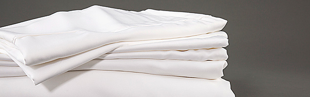 Linen product photography